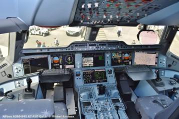 089 A350-941 A7-ALD Qatar © Michel Anciaux