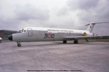 09 McDonnell Douglas DC-9-32 MM62012 Aeronautica Militare © Michel Anciaux
