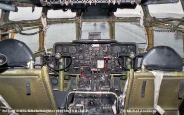 12 Boeing C-97L Stratofreighter N4580Q Stratolifter © Michel Anciaux