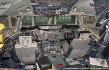 16 McDonnell Douglas DC-10-30 OO-SLG SABENA © Michel Anciaux