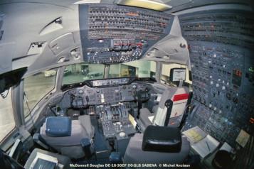 18 McDonnell Douglas DC-10-30CF OO-SLB SABENA © Michel Anciaux