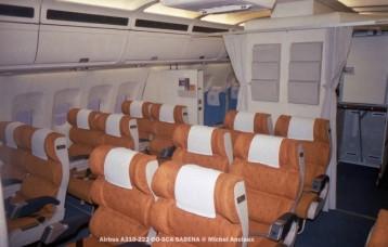 29 Airbus A310-222 OO-SCA SABENA © Michel Anciaux