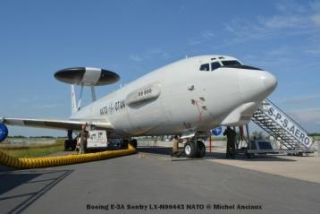 30 Boeing E-3A Sentry LX-N90443 NATO © Michel Anciaux