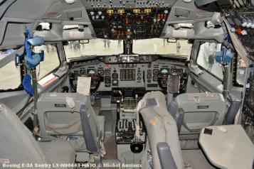 31 Boeing E-3A Sentry LX-N90443 NATO © Michel Anciaux
