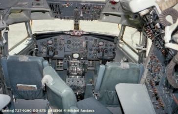 35 Boeing 727-029C OO-STD SABENA © Michel Anciaux