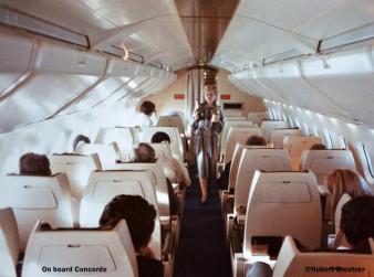 6 On board Concorde © Hubert Creutzer