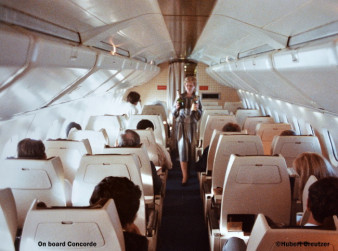 6 On board Concorde © Hubert Creutzer