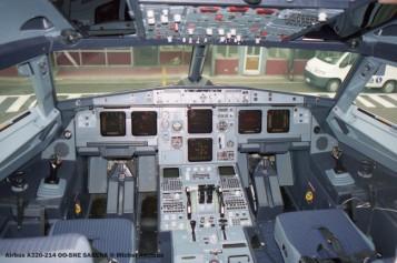 73 Airbus A320-214 OO-SNE SABENA © Michel Anciaux