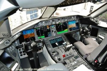 94 Boeing 787-8 CC-BBA LAN © Michel Anciaux