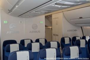 DSC_0040 Airbus A350-941 F-WWCF Airbus Industrie © Michel Anciaux