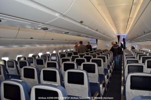 DSC_0041 Airbus A350-941 F-WWCF Airbus Industrie © Michel Anciaux
