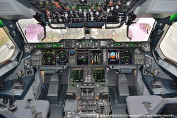 DSC_0713 Airbus A400M 54+02 German Air Force © Michel Anciaux