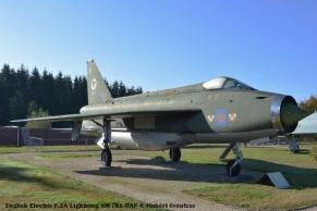 DSC_5630 English Electric F.2A Lightning XN 782 RAF © Hubert Creutzer