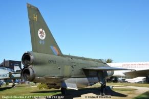 DSC_5631 English Electric F.2A Lightning XN 782 RAF © Hubert Creutzer