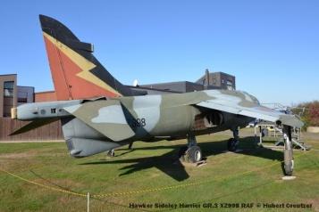 DSC_5642 Hawker Sideley Harrier GR.3 XZ998 RAF © Hubert Creutzer