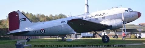 DSC_5664 Douglas C-47A ''111'' Royal Jordanian Air Force © Hubert Creutzer