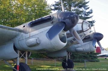 DSC_5683 CASA 2-111 D (Heinkel He 111) ex BR.2I-14 Ejercito del Aire © Hubert Creutzer