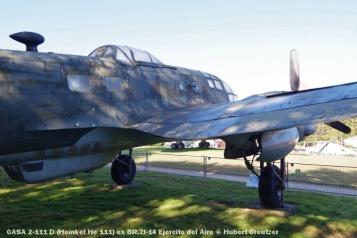 DSC_5684 CASA 2-111 D (Heinkel He 111) ex BR.2I-14 Ejercito del Aire © Hubert Creutzer