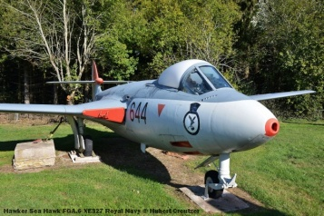 DSC_5773 Hawker Sea Hawk FGA.6 XE327 Royal Navy © Hubert Creutzer