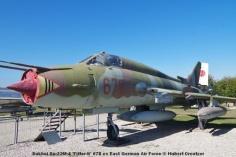 DSC_5839 Sukhoi Su-22M-4 'Fitter-K' 678 ex East German Air Force © Hubert Creutzer