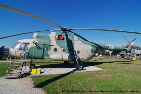 DSC_6038 Mil Mi-8T 94+20 ex German Air Force © Hubert Creutzer