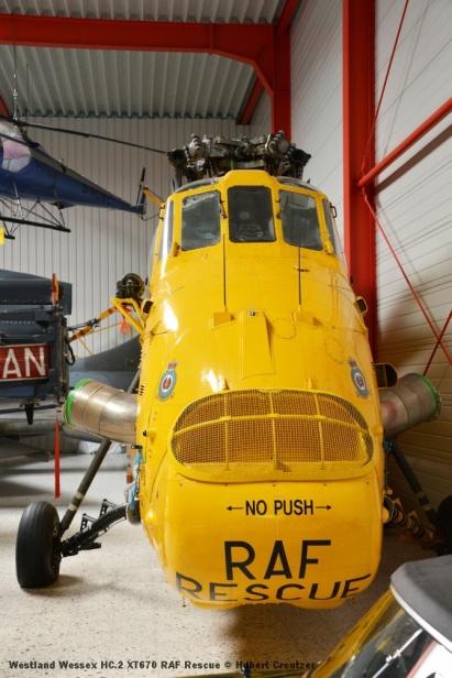DSC_6094 Westland Wessex HC.2 XT670 RAF Rescue © Hubert Creutzer