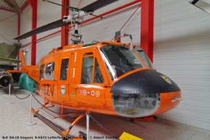 DSC_6102 Bell UH-1D Iroquois D-HBZV Luftrettung (air rescue) © Hubert Creutzer