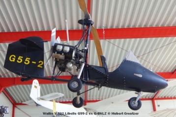 DSC_6108 Wallis V.122 Libelle G55-2 ex G-BKLZ © Hubert Creutzer