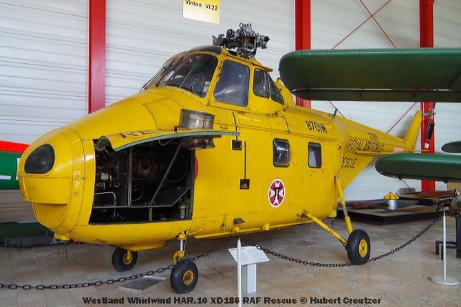 DSC_6132 Westland Whirlwind HAR.10 XD186 RAF Rescue © Hubert Creutzer