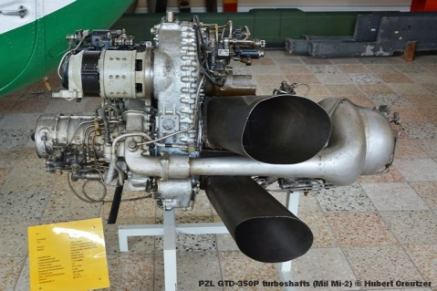 DSC_6134 PZL GTD-350P turboshafts (Mil Mi-2) © Hubert Creutzer