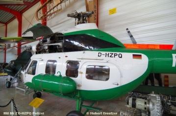 DSC_6169 Mil Mi 2 D-HZPQ Polizei © Hubert Creutzer