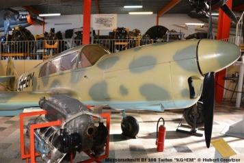 DSC_6203 Messerschmitt Bf 108 Taifun ''KG+EM'' © Hubert Creutzer
