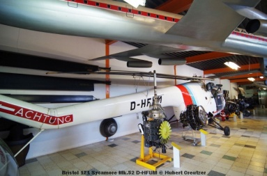 DSC_6221 Bristol 171 Sycamore Mk.52 D-HFUM © Hubert Creutzer