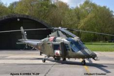DSC_7329 Agusta A-109BA ''H-28'' Belgian Army © Hubert Creutzer