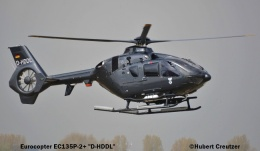DSC_7495 Eurocopter EC135P-2+ D-HDDL German Navy © Hubert Creutzer
