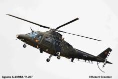 DSC_7513 Agusta A-109BA ''H-24'' Belgian Army © Hubert Creutzer
