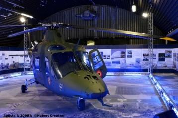 DSC_7621 Agusta A-109BA Belgian Army © Hubert Creutzer