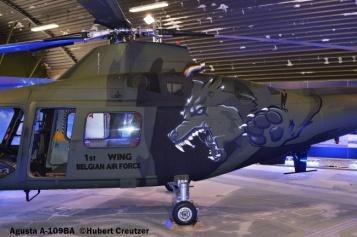 DSC_7623 Agusta A-109BA Belgian Army © Hubert Creutzer