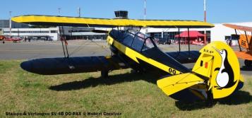 DSC_7965 Stampe & Vertongen SV-4B OO-PAX © Hubert Creutzer