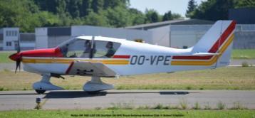 DSC_8033 Robin DR 400-135 CDI Ecoflyer OO-VPE Royal Antwerp Aviation Club © Hubert Creutzer