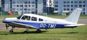 DSC_8038 Piper PA-28-161 Warrior III OO-TMI Ben Air Flight Academy © Hubert Creutzer