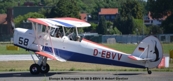 DSC_8040 Stampe & Vertongen SV-4B D-EBVV © Hubert Creutzer