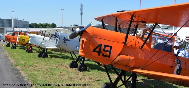 DSC_8059 Stampe & Vertongen SV-4B OO-SVA© Hubert Creutzer