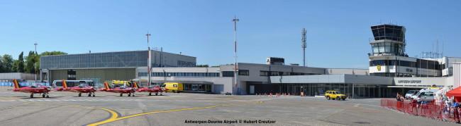 DSC_8080 Antwerpen-Deurne Airport © Hubert Creutzer