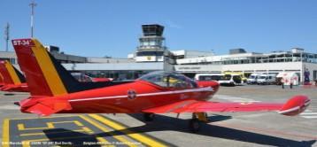 DSC_8086 SIAI-Marchetti SF-260M '_ST-34__ Red Devils colours Belgian Air Force © Hubert Creutzer
