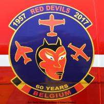 DSC_8087 Red Devils Belgian Air Force © Hubert Creutzer