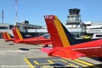 DSC_8090 SIAI-Marchetti SF-260M Red Devils colours Belgian Air Force © Hubert Creutzer