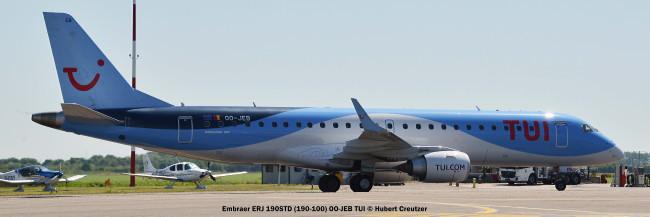 DSC_8094 Embraer ERJ-190STD (190-100) OO-JEB TUI © Hubert Creutzer