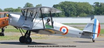 DSC_8162 Stampe & Vertongen SV-4A OO-GWC © Hubert Creutzer