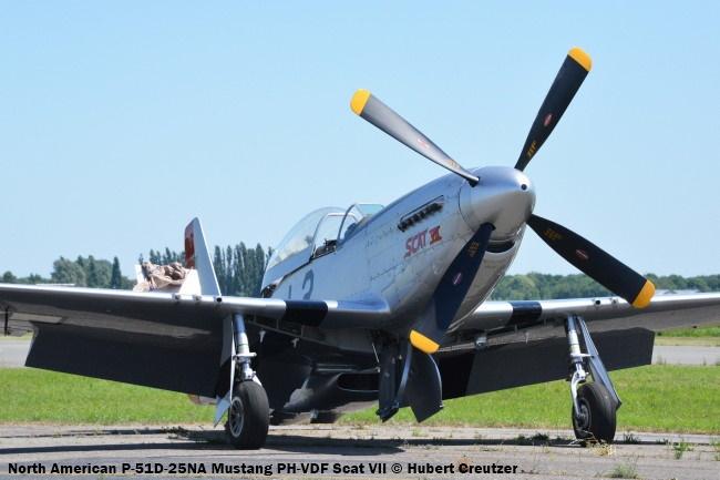 DSC_8176 North American P-51D-25NA Mustang PH-VDF SCAT VII © Hubert Creutzer
